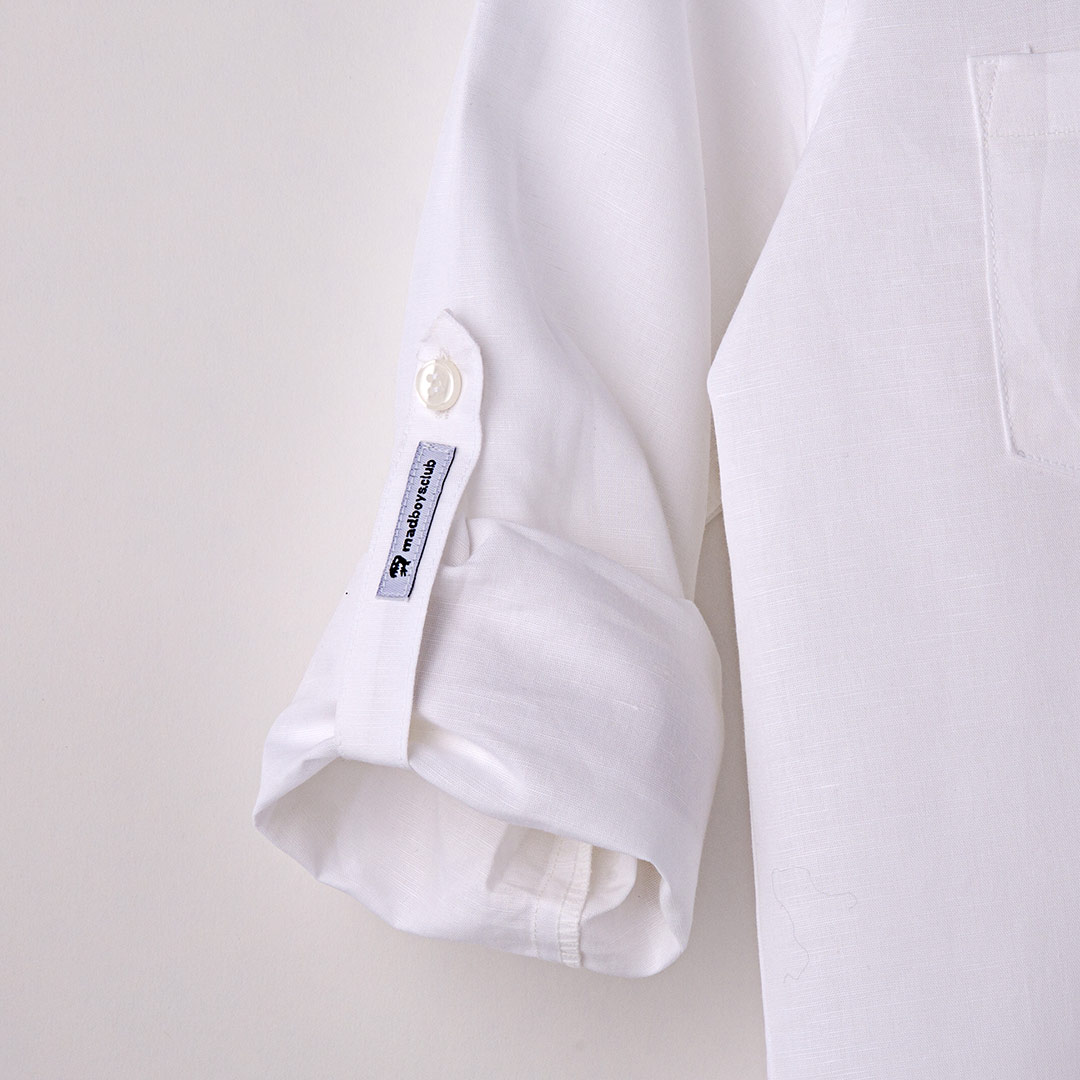 611f068a28 LENNY The Bug-Infested Linen Shirt
